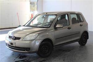 mazda 2 hatchback 2007