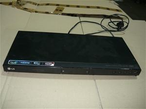 LG DV582H Slim Multi-format DVD Player