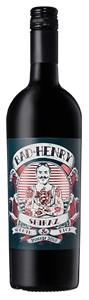 Bad Henry Shiraz 2016 (6 x 750mL), SE AU