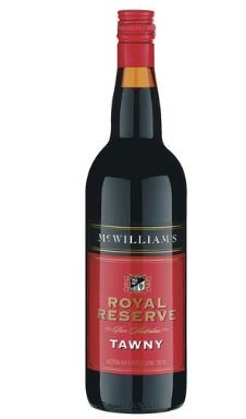 McWilliam's Royal Reserve Tawny NV (12 x 750mL), SE AUS.