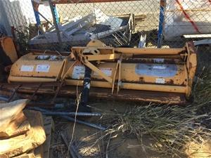 Alamo Mott flail mower heavy duty blades