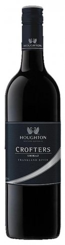 Houghton `Crofters` Shiraz 2017 (6 x 750mL), Frankland River. WA.