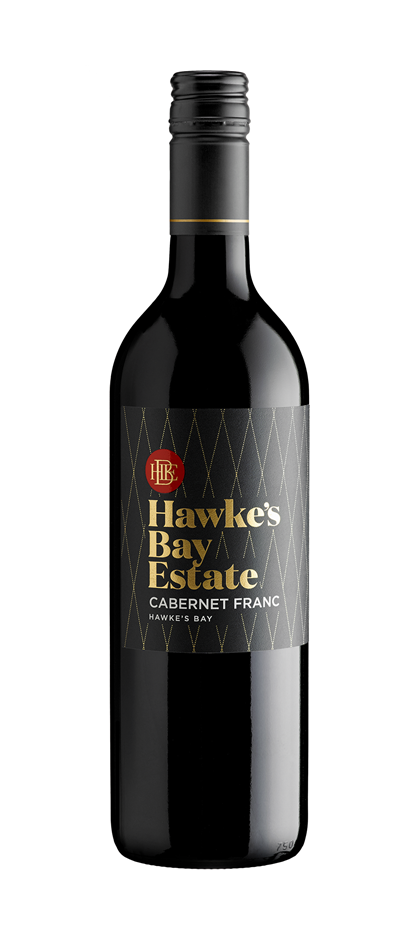 Hawkes Bay Estate Cabernet Franc 2016 (12 x 750mL) Hawke's Bay, NZ