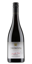 Thomson Estate Double Pass Shiraz 2017 (12 x 750mL) SA