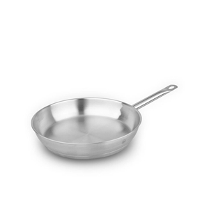 Pro-X 20cm Stainless Steel Frypan Frying