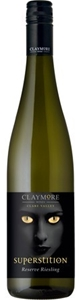 Claymore Superstition Riesling 2017 (12