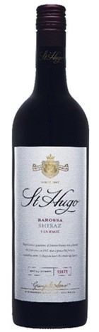Jacob's Creek `St Hugo` Shiraz 2016 (6 x 750mL), Barossa, SA.