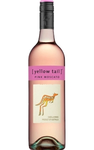 Yellowtail Pink Moscato NV (6 x 750mL),