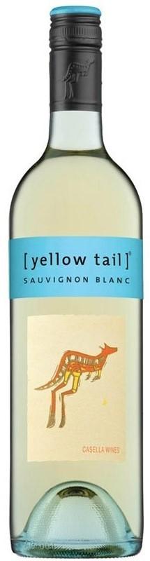 Yellowtail Sauvignon Blanc 2020 (6 x 750mL), SE, AUS.