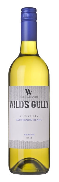 Wild's Gully Sauvignon Blanc 2018 (12 x 750mL), King Valley, VIC.