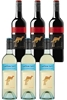 Yellowtail Sauvignon Blanc & Cabernet Sauvignon Mixed Pack (6 x 750mL), SEA