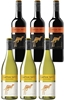 Yellowtail Chardonnay & Merlot Mixed Pack (6 x 750mL),SE AUS.