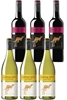 Yellowtail Chardonnay & Pinot Noir Mixed Pack (6 x 750mL),SE AUS.