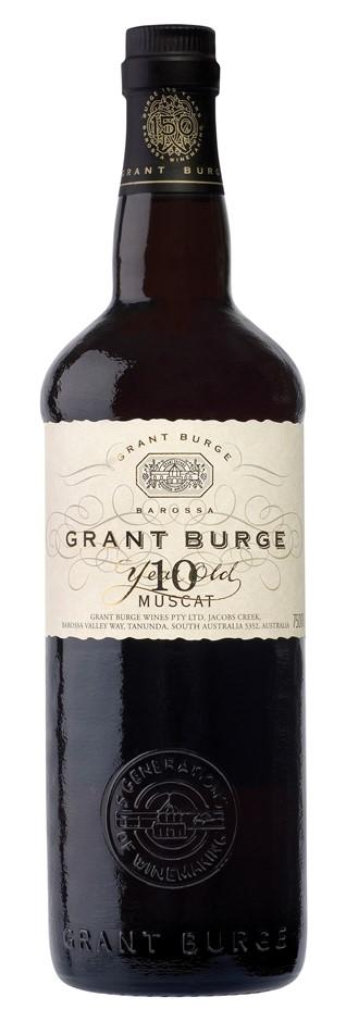 Grant Burge 10YO Muscat NV (6 x 750mL), Barossa, SA.