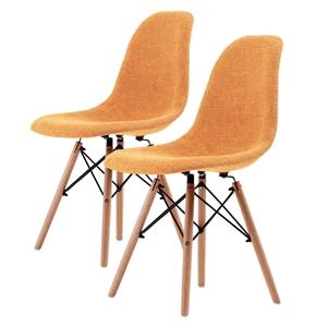 Replica Eames DSW Dining Chair - LIGHT O