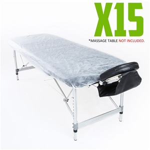 Disposable Massage Table Cover 180cm x 5