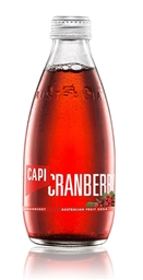 Capi Cranberry Solda (24 x 250mL).