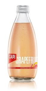 Capi Grapefruit Soda (24 x 250mL).