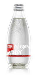 Capi Sparkling Mineral Water (24 x 250mL).