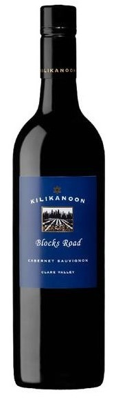 Kilikanoon Blocks Rd Cabernet Sauvignon 2015 (12 x 750mL), SA.
