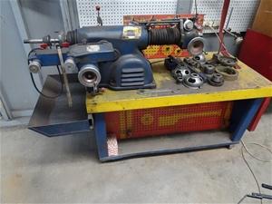 Ammco Brake Lathe >> Ammco Brake Lathe Single Phase On Mobile Bench Auction 0005 5036118