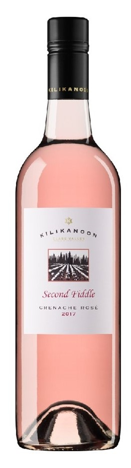 Kilikanoon Second Fiddle Rose 2018 (12 x 750mL), Clare Valley, SA.
