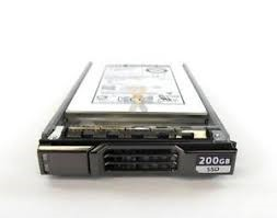 "Dell Compellent SC220 200GB SAS 2.5"" SSD"