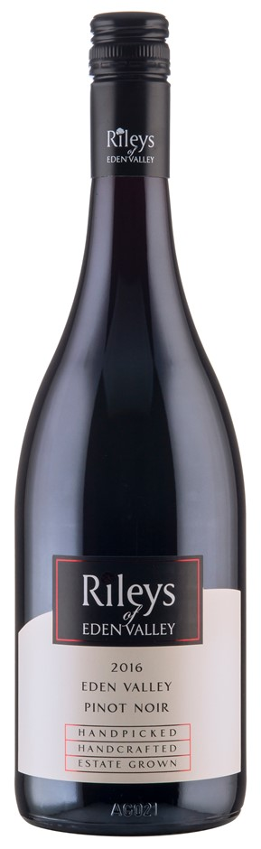 Rileys of Eden Valley Pinot Noir 2016 (6 x 750mL) Eden Valley, SA