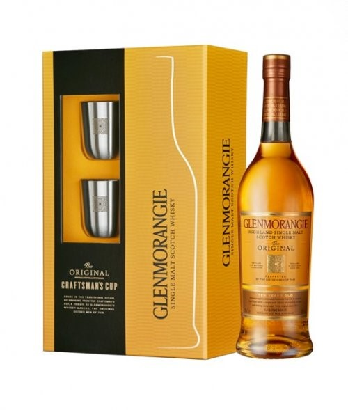 Glenmorangie Craftman's Cup Gift Set