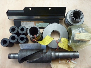 Mazak CNC Lathe Parts