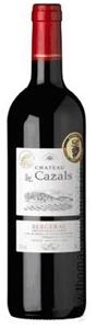 Chateau Le Cazals Bergerac Rouge Cab Mer
