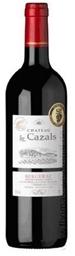 Chateau Le Cazals Bergerac Rouge Cab Merlot 2015 (6 x 750mL) Bergerac