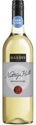Hardy's `Nottage Hill` Sauvignon Blanc 2018 (6 x 750mL), SE AUS.