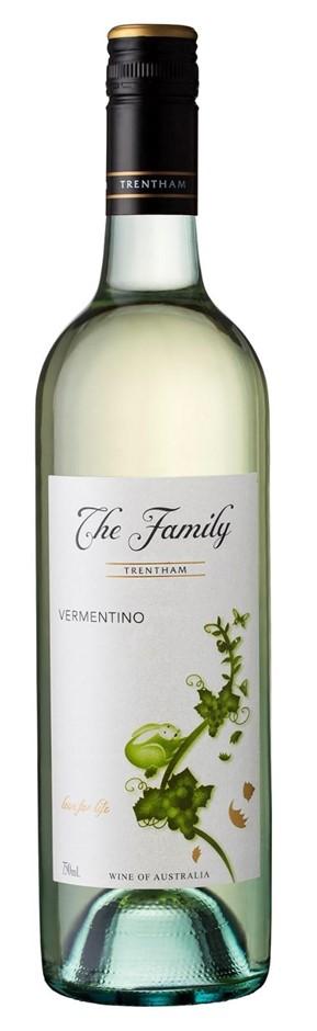 Trentham Estate `The Family` Vermentino 2017 (12 x 750mL), NSW.
