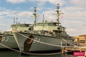 HMAS NORMAN 84