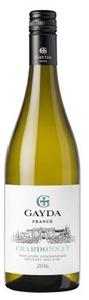 Gayda Chardonnay 2016 (6 x 750mL), Franc