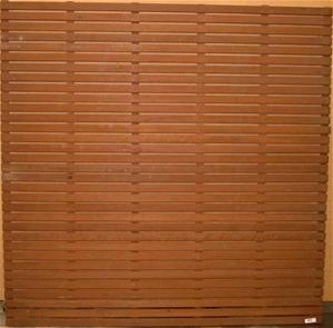 3 x 1800 X 1800 hardwood screens (Poorak