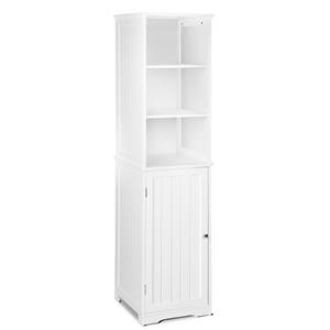 Artiss Bathroom Tallboy Storage Cabinet