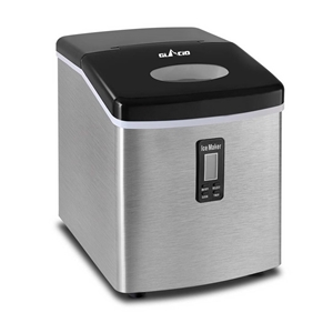 Glacio 3.2L Stainless Steel Portable Ice