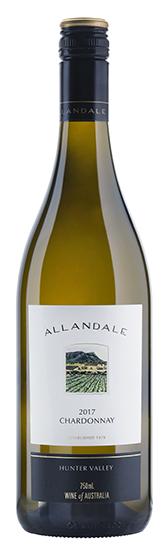 Allandale Chardonnay 2018 (12 x 750mL), Hunter Valley, NSW.