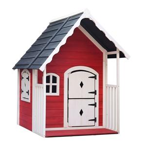 Keezi Wooden Playhouse