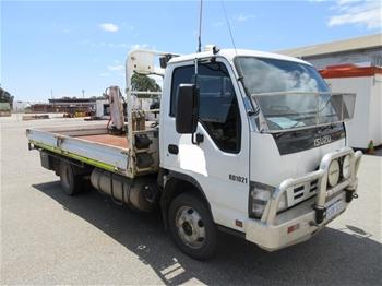 5x Prime Mover 7 Tray Trucks