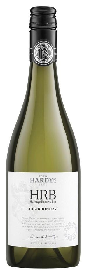 Hardys `HRB D668` Chardonnay 2016 (6 x 750mL), AUS.