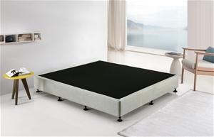Palermo King Ensemble Bed Base Platinum