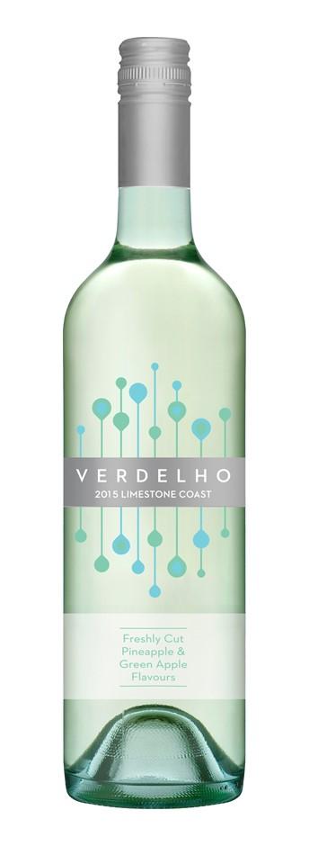 Collett Wines Verdelho 2015 (12 x 750mL) Limestone Coast