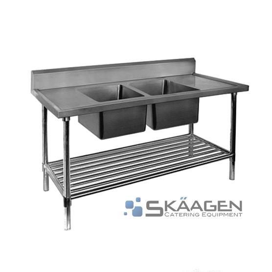 Unused S/S Sink 1500 x 600 - FSA-2-1500C