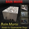 Unused Hot Bain Marie - 8710.1.6