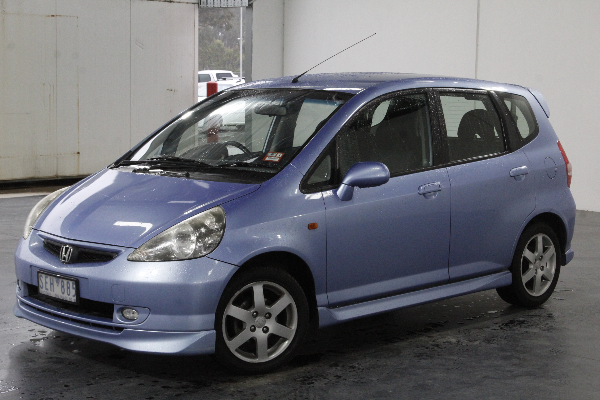 2002 Honda Jazz VTi-S GD Manual Hatchback