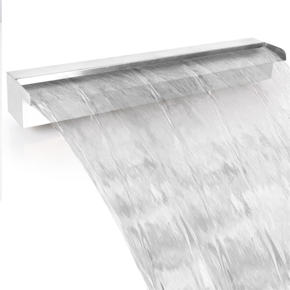 Gardeon Stainless Steel Waterfall Feature - 60CM