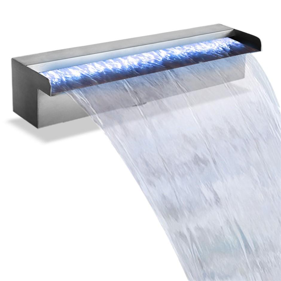 Gardeon LED Waterfall Blade - 45CM
